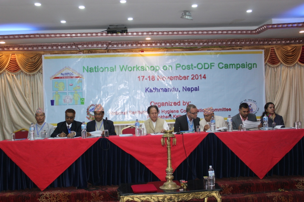 National Workshop on Post-ODF Campaign