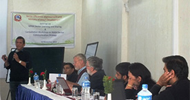 Consultation Workshop on WASH Sector Communication Strategy